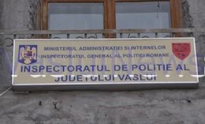 Inspectoratul Judetean de Politie Vaslui