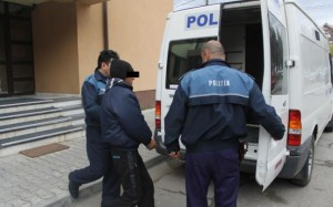 politie arestat retinut